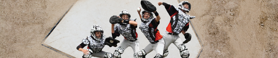 intermediate baseball catcher's equipment from on deck sports