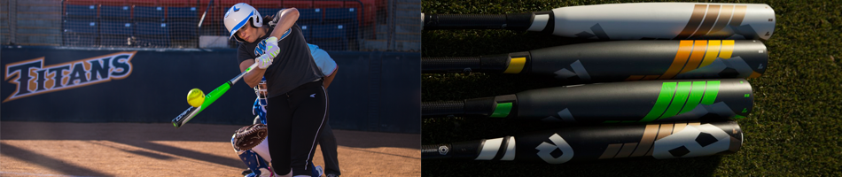 softball bats from on deck sports