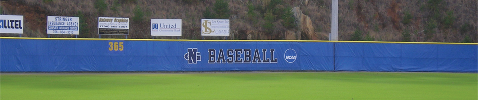 On Deck Sports Custom Windscreens for Fences and Privacy Screens