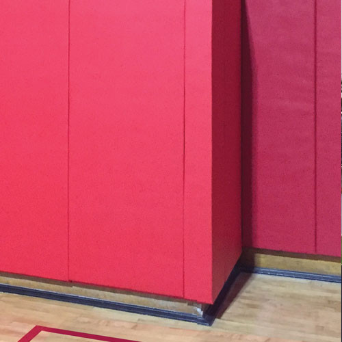 Custom Wall Padding from On Deck Sports
