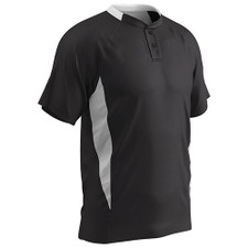 Champro Clean-Up Two-Button Placket Jersey