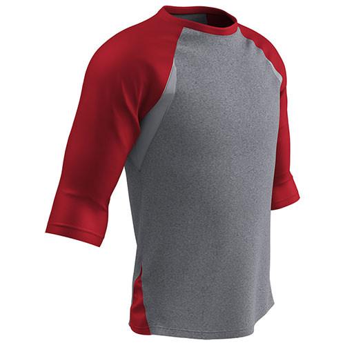 Champro Extra Innings 3/4 Sleeve Jersey