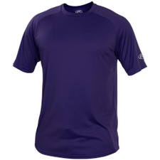 Rawlings Crew Neck Jersey Short Sleeve