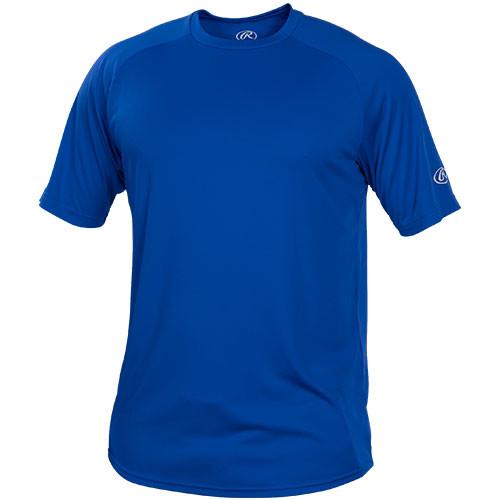 Rawlings Crew Neck Jersey Short Sleeve