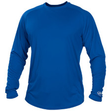 Rawlings Crew Neck Jersey Long Sleeve
