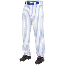 Rawlings Semi-Relaxed Pinstripe Pants