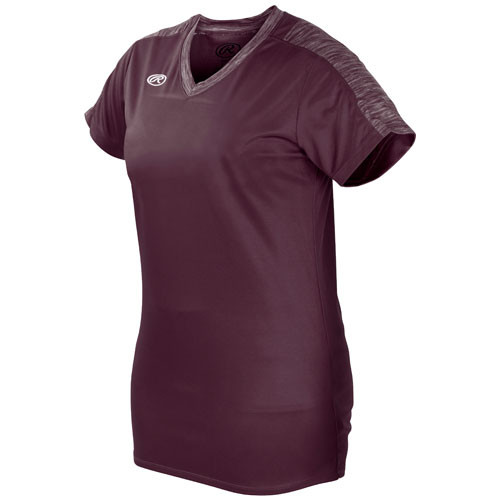 Rawlings Launch V Neck Jersey