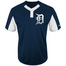Majestic MLB 2-Button Jersey - Adult