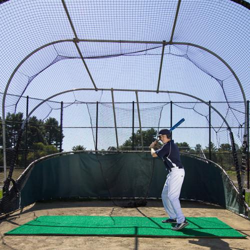 Plain Green Batting Mat Pro from On Deck Sports