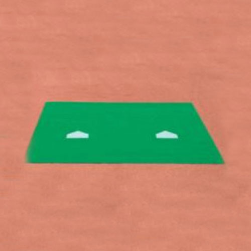 12' x 12' Bullpen Turf Mat for Catchers