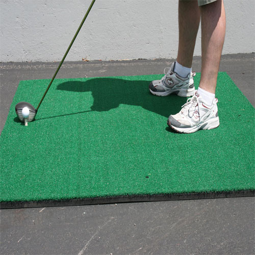 Premium Artificial Turf Golf Mat from On Deck Sports