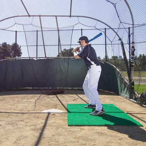 4 X 6 Standard Batting Mat On Deck Sports