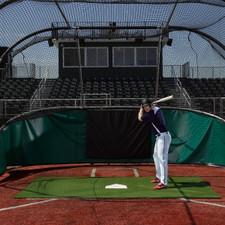 12' x 6' Artificial Turf Batting Mat from On Deck Sports