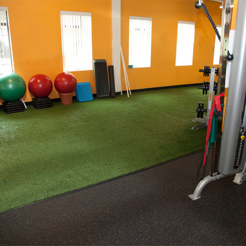 Artificial Turf 6' x 50' Sled Strip for Gyms