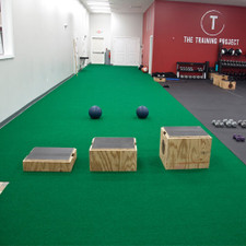 12' x 50' Artificial Turf Sled Strip for Indoor Gyms from On Deck Sports