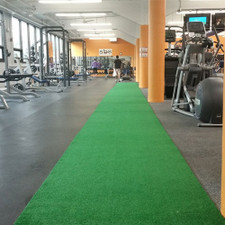 3' x 50' Artificial Turf Sled Strip from On Deck Sports
