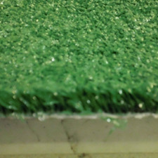6' x 8' Plain Artificial Turf Mat from On Deck Sports