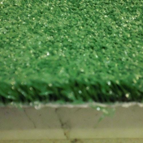 6' x 8' Plain Artificial Turf Mat from On Deck Sports
