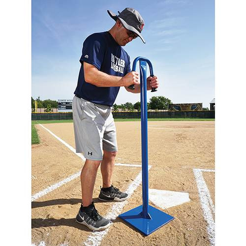 12' x 12' Infield Dirt Tamp for Baseball & Softball Fields
