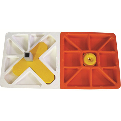 Soft Touch Convertible Double First Base Set for Softball