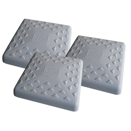 Soft Touch Convertible Bases - Set of 3 Bases Only
