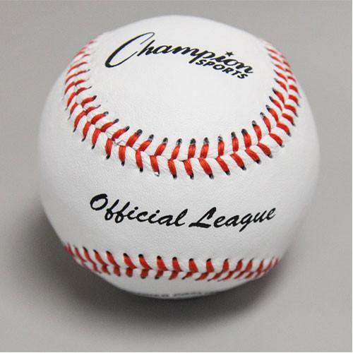 Champion OLB5 Raised Seam Baseball for Youth Baseball League Practice