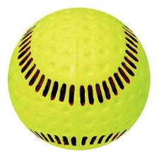 """12"""" Seamed and Dimpled Softball from On Deck Sports"""