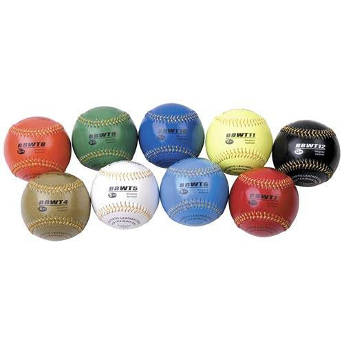 Champion Weighted Training Baseballs Set for Baseball Pitcher's Strength Training