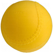 Yellow Safety Baseballs