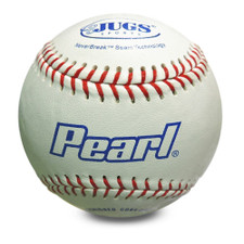 Jugs Pearl Leather Pitching Machine Baseballs from On Deck Sports