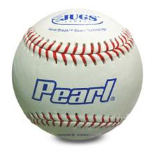 Jugs Pearl Leather Pitching Machine Baseballs