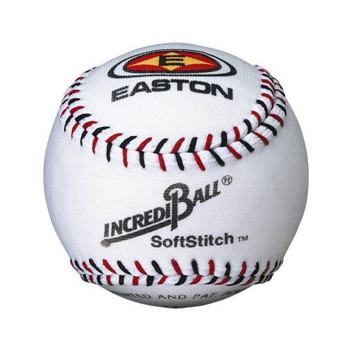 "9"" Easton SoftStitch Incredi-Ball Baseballs from On Deck Sports"