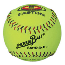 Easton SoftStitch Incrediball Softball from On Deck Sports