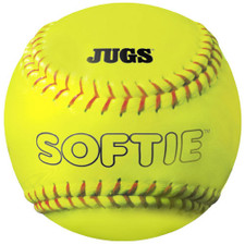 One Dozen Jugs Softie Softballs from On Deck Sports