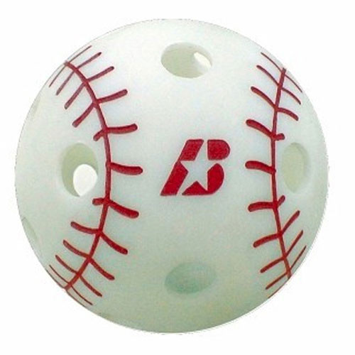 Baden Red Seamed Wiffle Training Baseballs from On Deck Sports