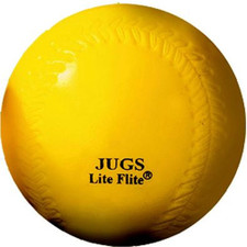 Jugs Lite Flite Baseballs from On Deck Sports