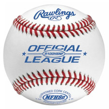One Dozen Rawlings R100HSNF Raised Seam High School Baseballs from On Deck Sports