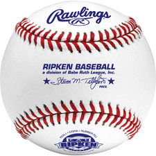 Rawlings RCAL1 Baseballs for Cal Ripken Baseball Leagues from On Deck Sports
