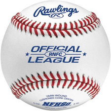 Rawlings RNFC Raised Seam Baseballs for High School Baseball from On Deck Sports