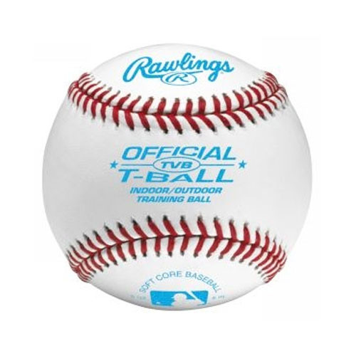 One Dozen Rawlings TVB Baseballs from On Deck Sports