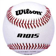 Wilson A1015BSST Raised Seam Baseballs for High School Play