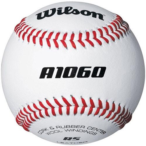 Wilson A1060B Youth Practice Baseballs