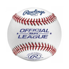 One Dozen Rawlings ROLB1X Raised Seam Practice Baseballs from On Deck Sports