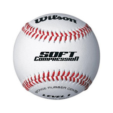 Wilson Soft Compression Baseballs from On Deck Sports