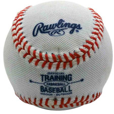 Rawlings Fabric Ball Training Baseball for Indoor and Outdoor Use