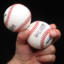 ProMounds 12-6 Training Ball Baseball For Curveball and Breaking Ball Training and Practice from On Deck Sports