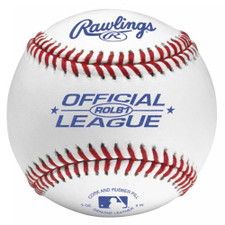 Rawlings ROLB1 Raised Seam Official League Baseballs