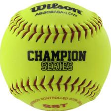 "11"" Wilson ASA Softballs from On Deck Sports"