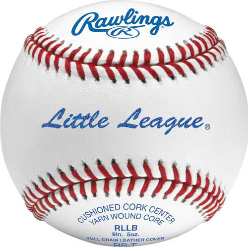 One Dozen Rawlings RLLB Little League Baseballs from On Deck Sports