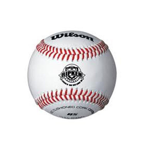 One Dozen Wilson A1078BCR1 Cal Ripken League Baseballs